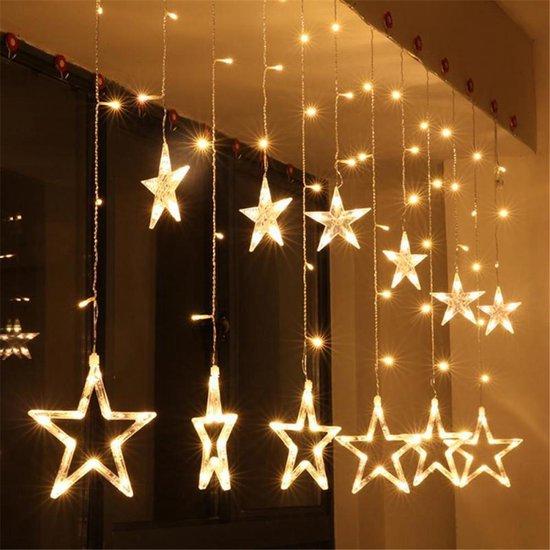 kerst verlichting buiten