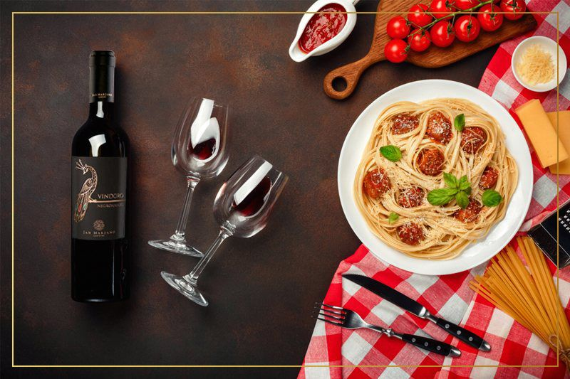 Wines in Italian