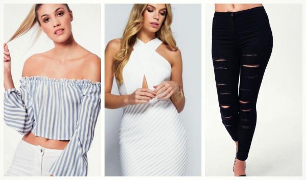 ladies' apparel
